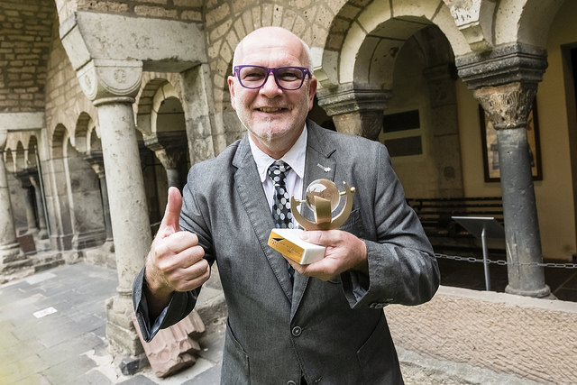 Deutscher Medien-Solarpreis - Übergabe am 15.9.2018 in Bonn