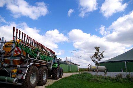 Biogasanlage bei Aletsheim
