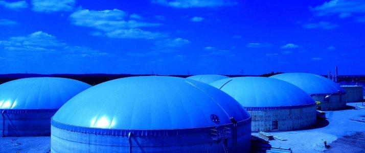 Biogasanlage bei den Teletubbies