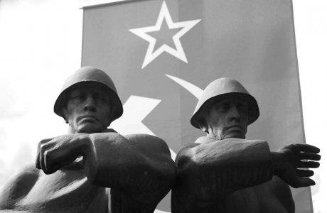 Russische Soldaten - Besatzer oder DDR-Freunde?